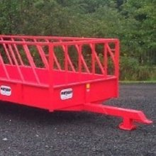 Sheep Feed Trailers & Feeding Equipment