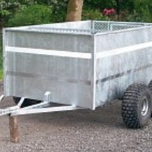 ATV Equipment & Small Trailers