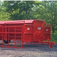 Mobile Calf Creep & Bulk Feeders